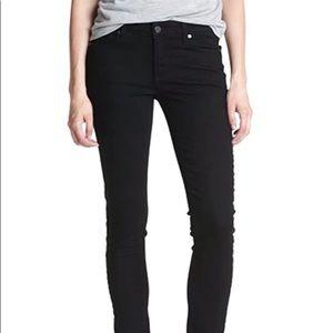 Paige Black Skyline Skinny Jeans